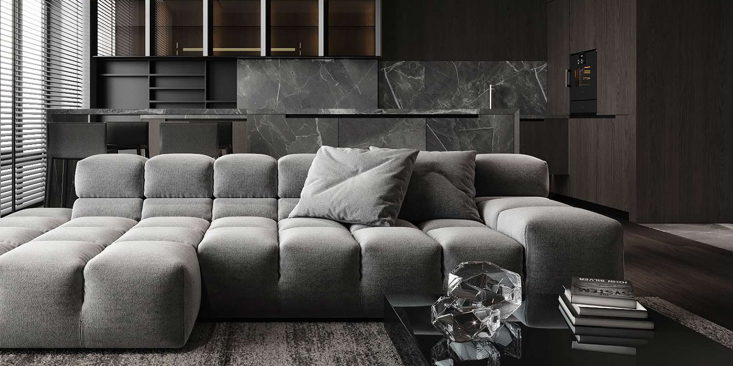 Contemporary style by urvission Interiors