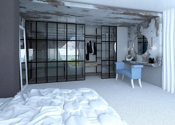 3d interior visualisation by Urvission Interiors