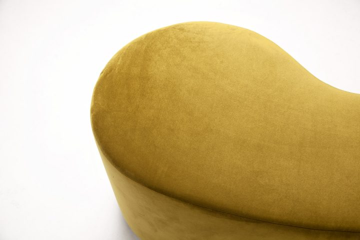 Living_room_moss_green_and_burnt_orange_cosy_poufs_London_Urvission_Interiors_price_£577