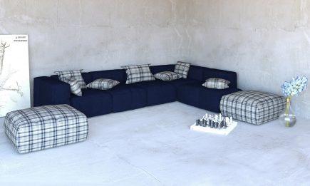 Cosy_navy_blue_modular_corner_sofa_Divan_Urvission_Interiors_price_£3970