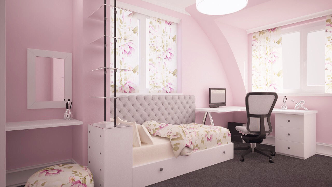 Shabby_chic_girl_teen_fitted_bedroom_Urvission_Interiors