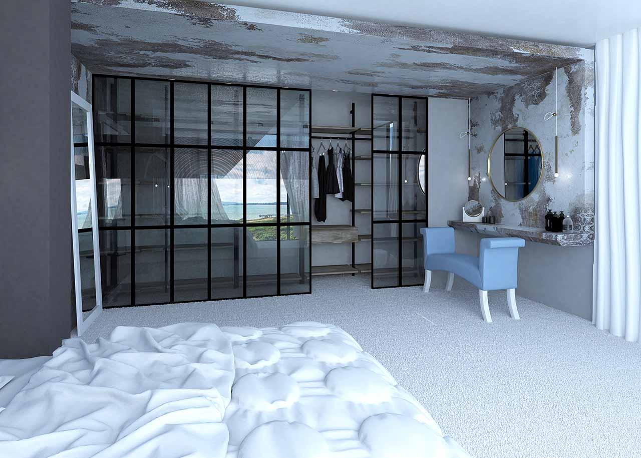 Luxury_fitted_bedroom_furniture_Urvission_Interiors