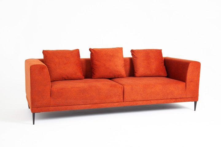Luxury_bespoke_burnt_orange_fabric_3_seater_sofa_Davenport_Urvission_Interiors