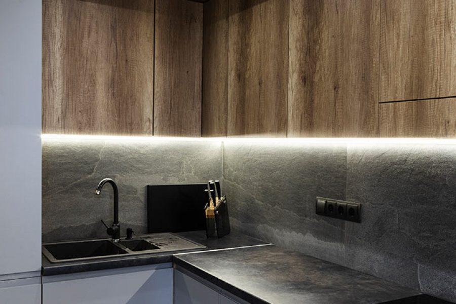 Luxury bespoke kitchen by Urvission Interiors