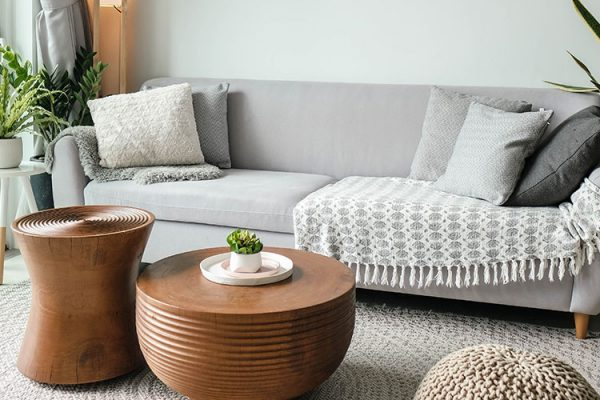 Mid-century modern style by Urvission interiors